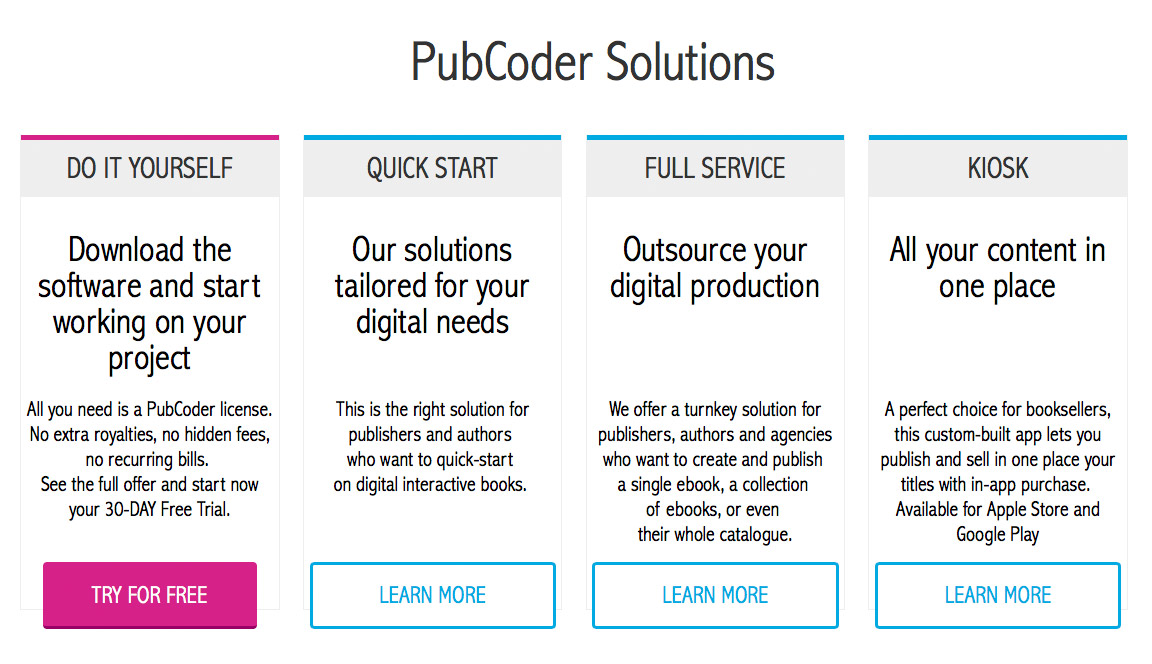 ELECTRIC NEWS | PubCoder 2 0: The future of digital content ?